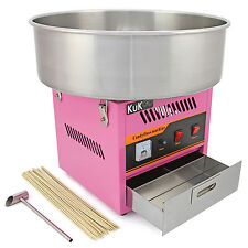 Electric Candy Floss Maker Machine Commercial Cotton Candy Sugar Making Party