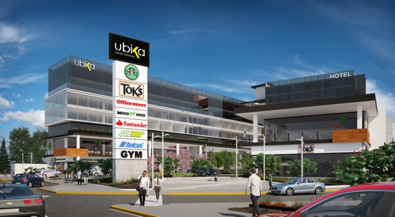 se renta local en UBIKA Universidad