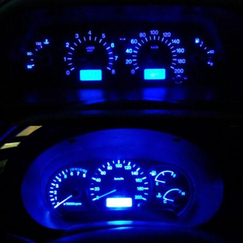 BLUE LED Dash Cluster Instrument Gauge Replacement Light Kit fits 00-02 TAHOE