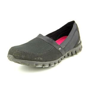 f7c2677638a6 SKECHERS EZ Flex Take It Easy Black Women Shoes Casuals Flats ...
