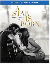 A Star Is Born (Blu-ray/DVD, 2019, Includes Digital Copy)