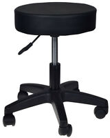 Hydraulic Adjustable Stool Facial Salon Massage Spa Dental Swivel Rolling Chair on sale