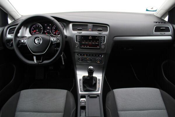 VW Golf VII 1,4 TSi 125 Style BMT - billede 5