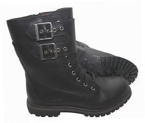 3cm 2 Ek Premium Botas Negro D62 Dama Y 8238a Tira Hebilla Para 20 Timberland ITtZTq