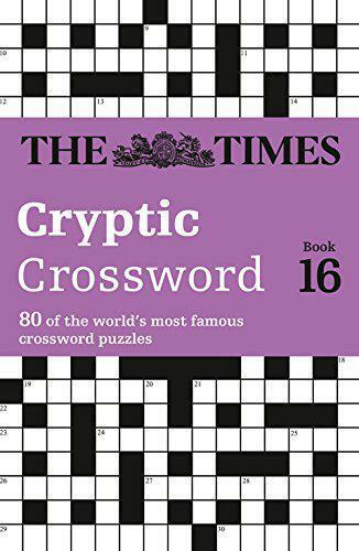 1 of 1 - Times Cryptic Crossword 16 by Richard Browne   Paperback Book   9780007453375  