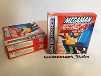 MEGA MAN 4 BATTLE NETWORK RED SUN MEGAMAN - GAME BOY ADVANCE - NEW PAL VERSION