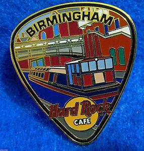 Birmingham-Canale-Chiatta-Barca-Citta-Plettro-per-Chitarra-Serie-2003-Rock-BAR-A