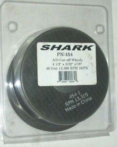 Shark 3320ZGT 3-Inch Grit-24 Resin Fiber Zirconia Grinding Discs 25-Pack
