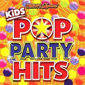 FREE US SHIP. on ANY 3+ CDs! NEW CD Various Artists: Drew's Famous Kids Pop Part