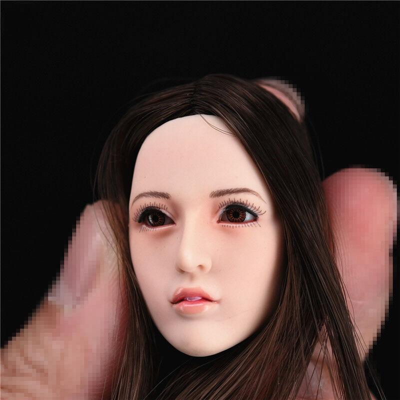 New Wondery 1/6 Wonder Lover WLS001V2 Luna 2.0 Ver. Movable Eyes Head for PHICEN