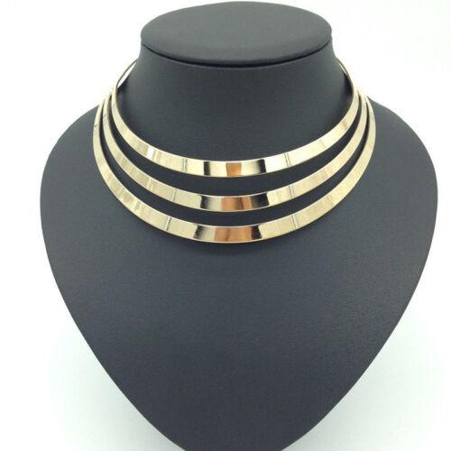 Fashion//Charm Jewelry Crystal Choker Chunky Statement Bib Pendant Necklace Chain