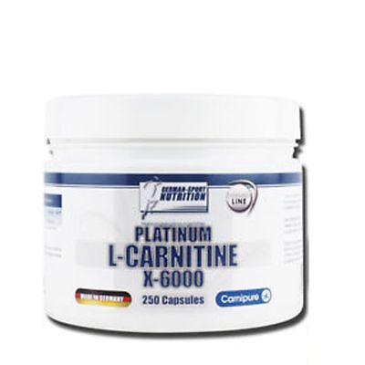 L-Carnitin - 1584 mg / Port  DIÄT Fatburner 200 Kapseln - HOCHDOSIERT CARNITIN