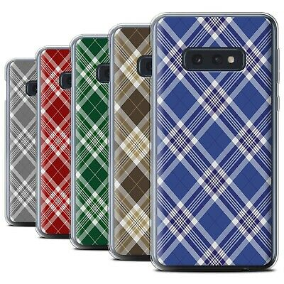 Cell Phones & Accessories Stuff4 Gel/tpu Phone Case For Samsung Galaxy S10e /tartan Picnic Pattern Wide Varieties Cell Phone Accessories
