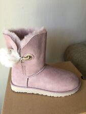 d14b9a14875 UGG Australia Womens Irina Short Warm Wool Fur Winter BOOTS Dusk ...