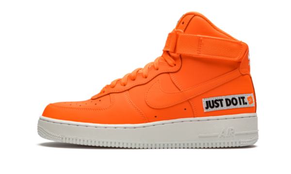 Size 11 - Nike Air Force 1 High Just Do It 2018 - BQ6474-800 for ...