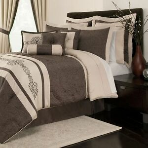 Home Classics 20 Pc Bedding Set Augustine Queen Brand New