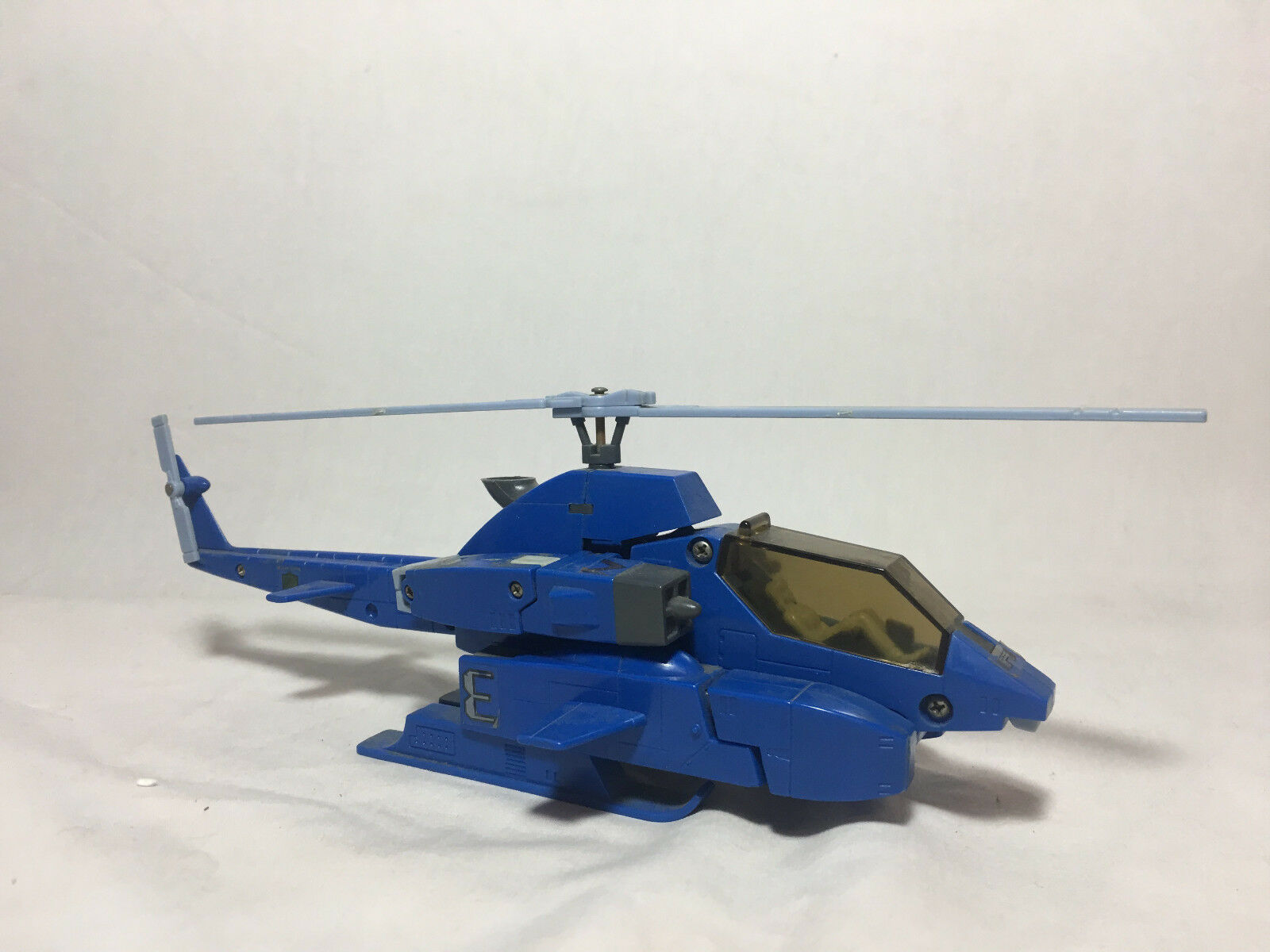 RARE  King Dam   Takatoku 1  55 Robo Heli OVELON GAZZETTE Whirl G1 transformers