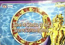 SAINT SEIYA Balan De Caballo de Mar Caballeros del Zodiaco Bandai