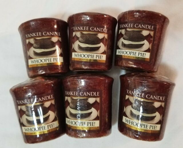 Yankee Candle Lot of 6 Christmas Eve Votives