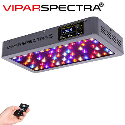 VIPARSPECTRA Timer Control  300W LED Grow Light 12-band Full Spectrum Dimmable