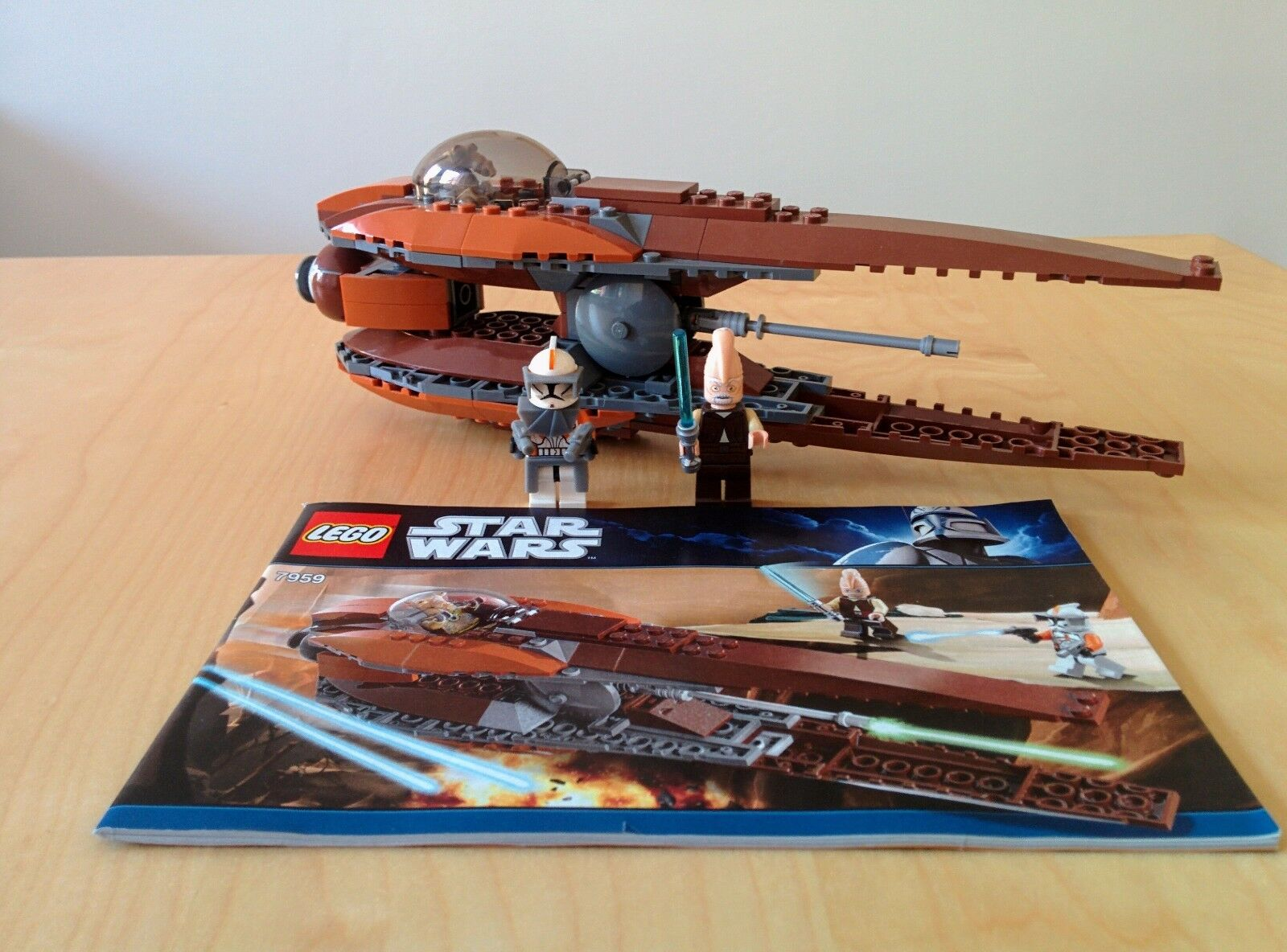 Lego Star Wars 7959