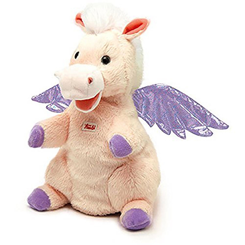 Trudi Hand Puppet Pegasus by Trudi, 10 inches