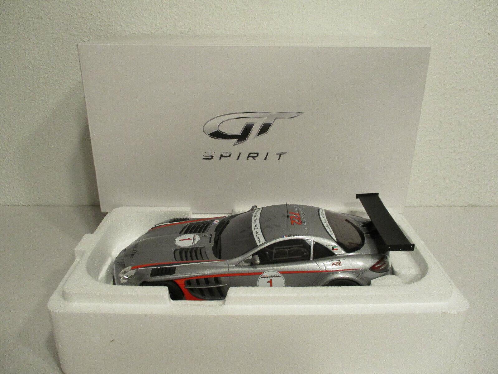 (GOK) 1:18 gtspirit McLaren SLR NUOVO OVP