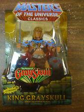 MOTU Classics King Grayskull 2nd  Figure Ship Worldwide