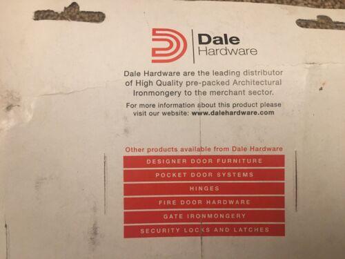 Victorian Vie privée Interne Porte Pack dans une finition laiton Dale Matériel Neuf Scellé
