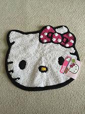 """Hello Kitty Bath Rug / Mat Size 26"""" x 22"""" NWT"""