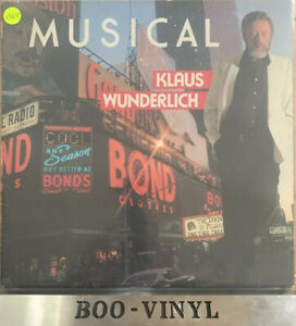 6-X-KLAUS-WUNDERLICH-JOBLOT-VINYL-LP-RECORDS-ALL-IN-VG-Or-Better-See-Pics