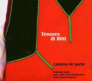 Tenores-Di-Bitti-Caminos-De-Pache-CD