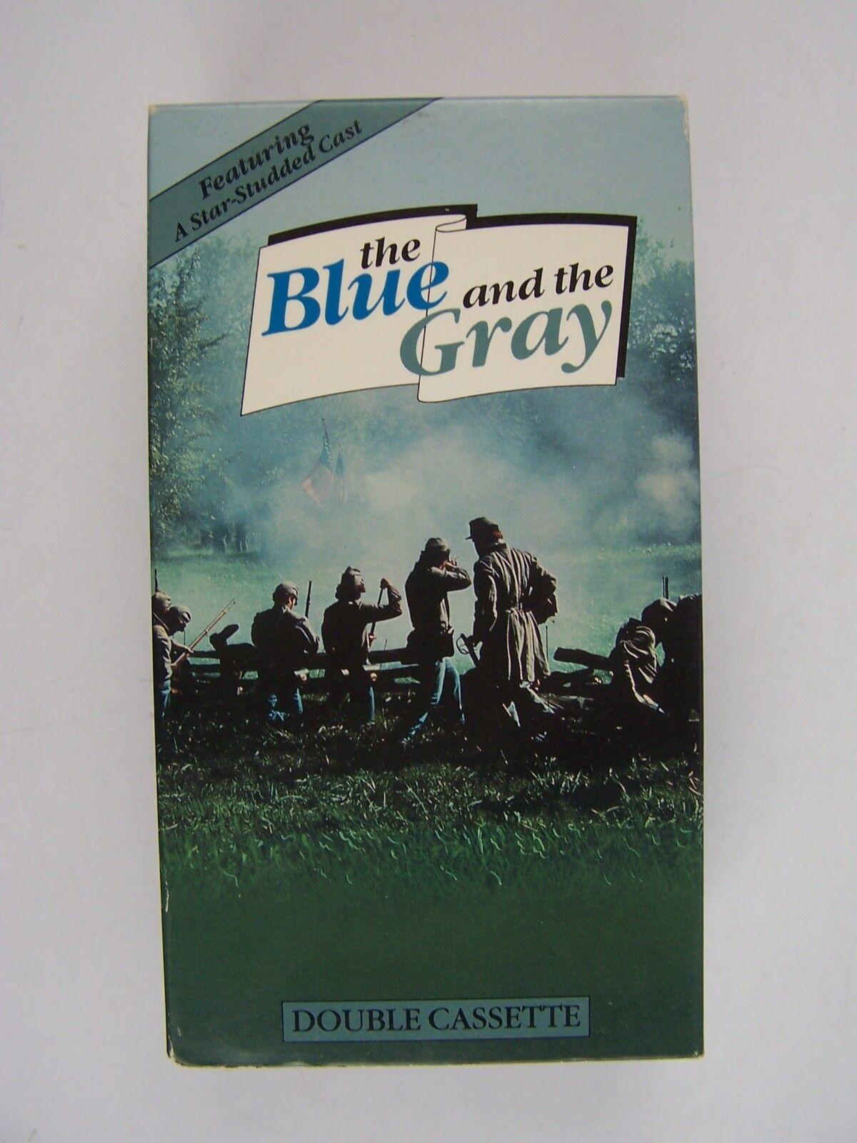 Blue and the Gray VHS Stacy Keach, John Hammond, Diane
