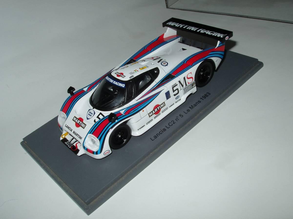 Spark 1 43  Lancia LC2  5 Le Mans 1983  en soldes