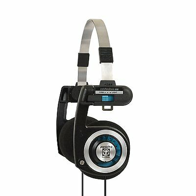 Koss PortaPro Headphones with Case, New, Free Shipping