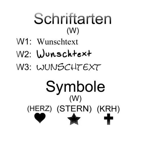 Stern Anhänger aus 925 Silber mittig Stern Namenskette Kette mit Gravur PS37KE2