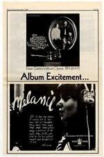 Melanie Elmer Gantry's Velvet Opera LP advert 1968