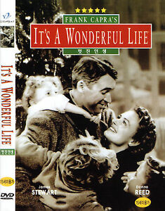 Its It 39 S A Wonderful Life James Stewart Donna Reed New Lovely Classic Dvd Ebay