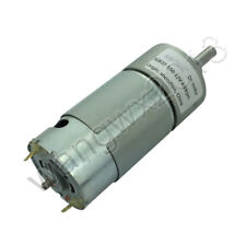 1pcs Jgb37 550 Dc12v Large Power Speed Reduction Gear Motor With Metal Gearbox