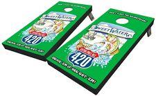 SweetWater 420 Cornhole Boards