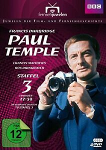 Francis-Durbridge-Paul-Temple-Staffel-3-Die-komplette-ZDF-Fernseh-Saison-3
