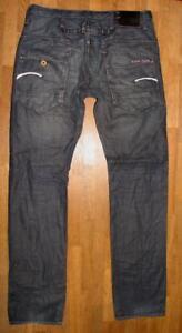 hueftige-G-STAR-3301-Herren-JEANS-Blue-Jeans-in-dkl-blau-ca-W32-034-L34-034