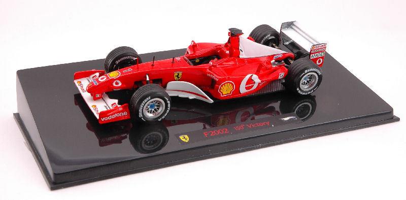 excelentes precios Ferrari f2002 michale schumacher 2002    1 150th f1 victory formula 1 1 43 n5603  hasta un 60% de descuento