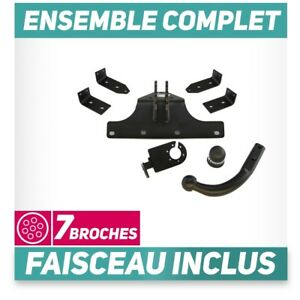 Attelage-rigide-SAAB-9-5-4P-Berline-97-10-faisceau-7-broches