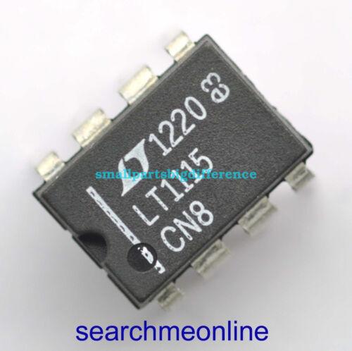 5PCS NEW 100/%-Original-Genuine LT1115CN8 LT1115C Ultra-Low Noise