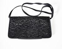 Marks and Spencer M&S Black Clutch Bag Handbag
