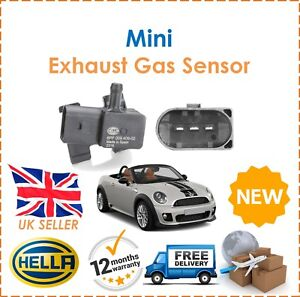 For Bmw Mini Clubman Countryman R56 R57 R58 R59 Hella Exhaust Gas Sensor New Ebay