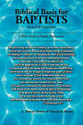 Biblical Basis for Baptists by L Duane Brown, Daniel R Brown (Paperback / softback, 2009)