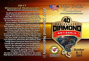 2017-Diamond-Nationals-World-Karate-Championships-Tournament-DVD