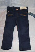 Girls Genuine Kids By Osh Kosh Sweet Skinny Jeans 2t Adjustable Waist